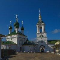 Церковь Спаса в Рядах :: Сергей Цветков