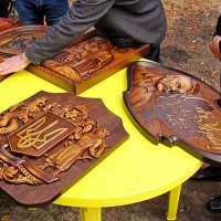 Выставка изделий из дерева :: super-krokus.tur ( Наталья )