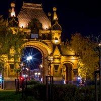 Ночной город :: Алекандр Зиновьев