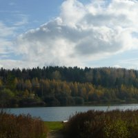 Осень в Подмосковье :: Виктор