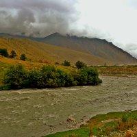 Река Черек-Балкарский. Верхняя Балкария :: Оксана Н.