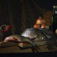 в стиле Астраханских традиций :: Алена Рыжова