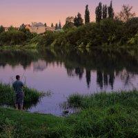 Отдых с удочкой на зорьке. :: Laborant Григоров