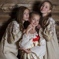 Русские красавицы :: Екатерина Жукова