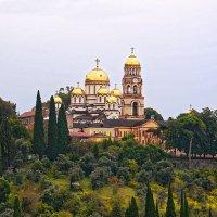 Красота монастыря. :: Евгений Кузнецов
