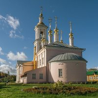 Церковь Вознесения Господня :: Владимир Демчишин