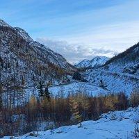Вечер в горах :: Анатолий Иргл