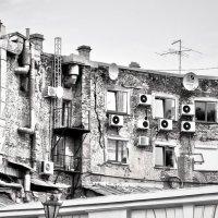 город удивительных крыш :: Iuliia Efremova