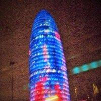 Башня Агбар  Барселона :: kuta75 оля оля