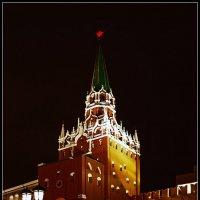 Троицкая башня Кремля :: Михаил Малец