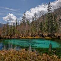 Озеро надежд :: Владимир Колесников