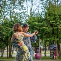 Ганчо в аргентинском танго - это вот так. :: Светлана Тремасова