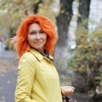 Леди Осень :: Андрей Майоров