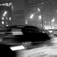 Москва непогодная :: Михаил Зобов
