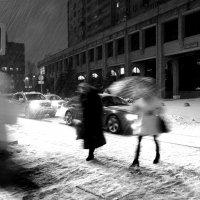 Москва непогодная 2 :: Михаил Зобов