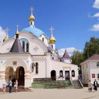 Минский Свято- Елисаветинский монастырь :: владимир володенок