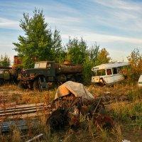 Кладбище надежд :: Дмитрий Костоусов