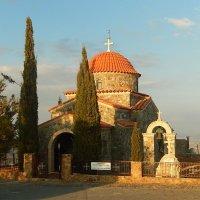 """Церковь при монастыре"""" Ставровуни"""" :: Natali"""