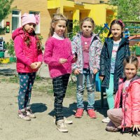 Один день из жизни детского сада :: Дмитрий Конев