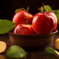 Яблоки :: scherbinator SHCHERBYNA