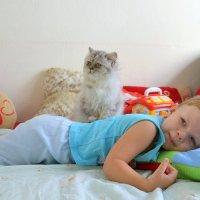 Личный массажер. :: Оля Богданович