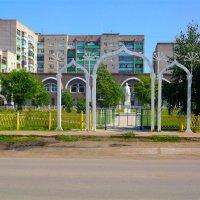 Сквер :: Вячеслав Баширов