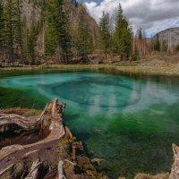 Гейзерное озеро :: Владимир Колесников