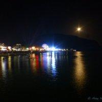 Ночь на побережье Чёрного моря. :: Alexey YakovLev