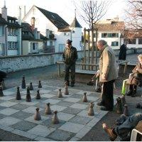 Время шахмат . Цюрих . 2007 год. :: Игорь Абламейко