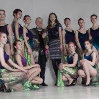 С основателем школы... на память :: Ирина Шарапова