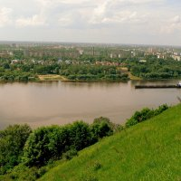 Окские просторы :: Андрей Головкин