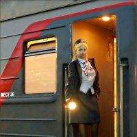 Девушка с огоньком... :: Кай-8 (Ярослав) Забелин