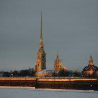 Петропавловская крепость :: Наталья Левина