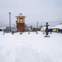 Снег :: виктория цветкова