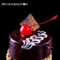Тортик с вишенькой :: scherbinator SHCHERBYNA
