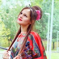 Японский стиль :: Julia Volkova