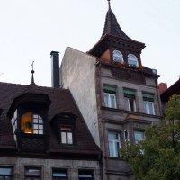 Окна и крыши :: mikhail