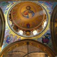 "Иерусалим: Храм Гроба Господня - ""Купол"" :: Aleks Ben Israel"