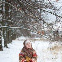 зима за городом :: Тася Тыжфотографиня