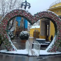 Мостик в зиму... :: Николай Дони