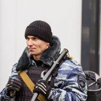 Работает полиция :: Александр