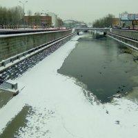 Обводный канал в Петербурге в ноябре масяце 2016 г. :: Светлана Калмыкова