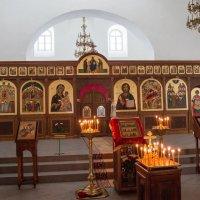 В Юрьевом монастыре :: Тимофей Черепанов