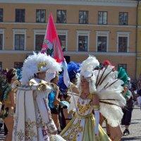 Карнавал в Финляндии :: Ольга