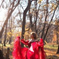Люблю идти по тропке я лесной, :: Райская птица Бородина