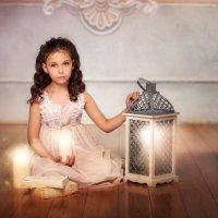 в свете свеч :: Екатерина Overon