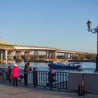 Ростов- на- Дону,вид на Ворошиловский мост :: Варвара