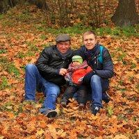 два отца и два сына :: Юрий