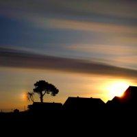 Гало. Остров Хужир, Байкал :: Нина