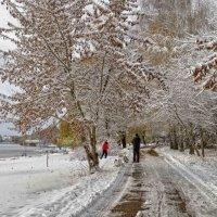пришла зима.. :: юрий иванов